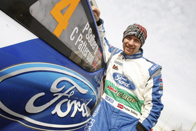 Petter Solberg Ford