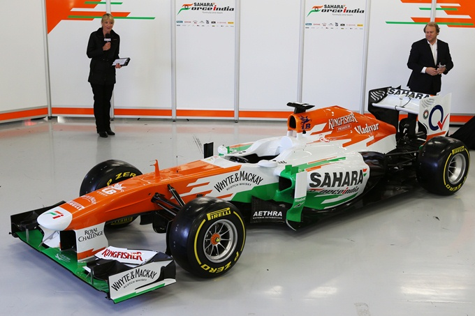 Force India F1 Team_vjm06